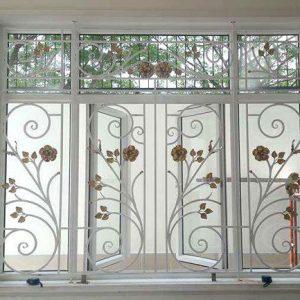 Khám phá 50 mẫu cửa sổ sắt mỹ thuật đẹp tuyệt sắc giai nhân