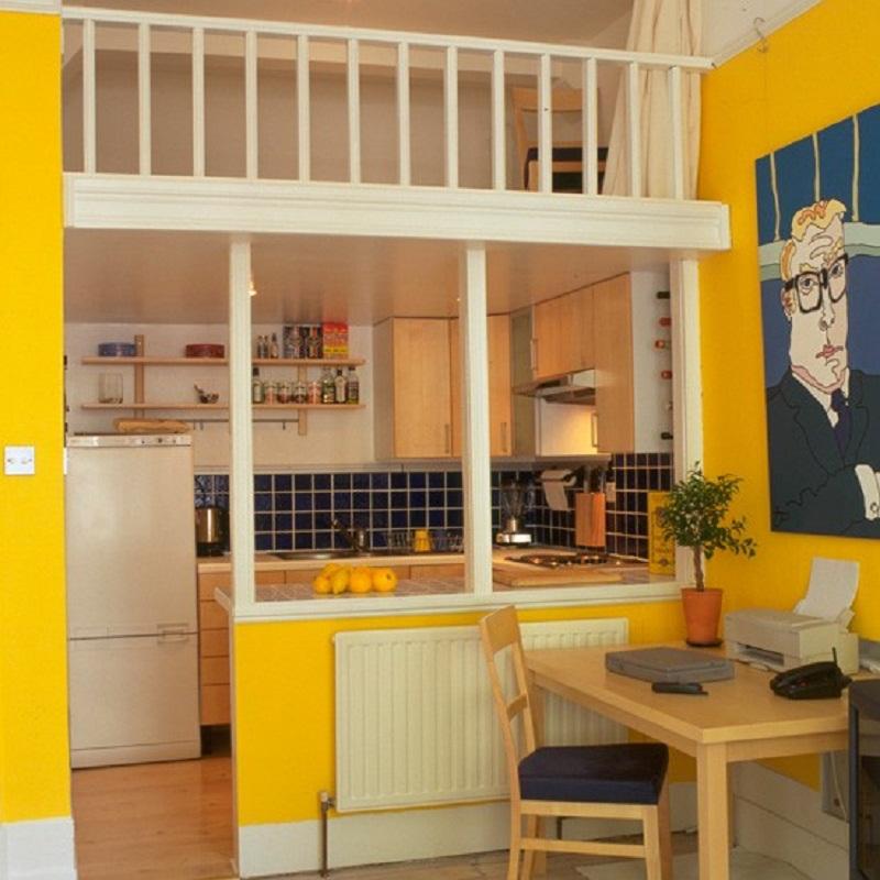 BST mẫu thiết kế phòng bếp đẹp